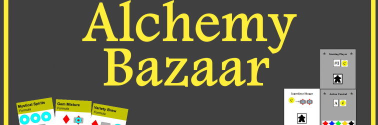 Alchemy Bazaar Name Game #1: Name those tiles!