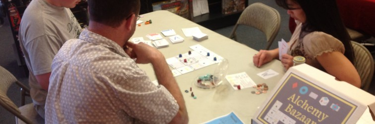 Receiving playtest feedback: Unpub and more