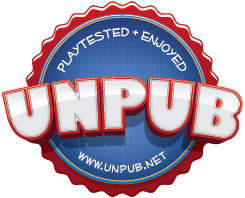 Unpub Mini Enchanted Grounds – Come try new games in Colorado!