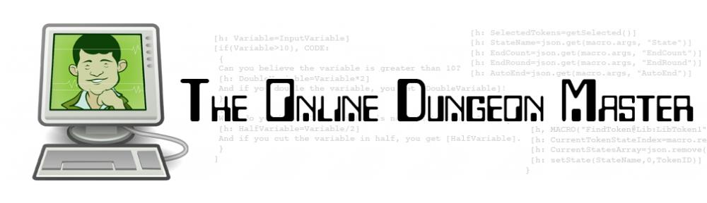 Online Dungeon Master