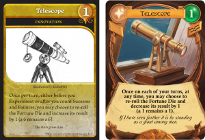 Telescope Old and New