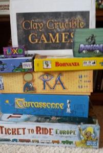 Club games 1